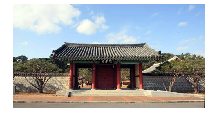 Pochung Temple and Daechon Plain