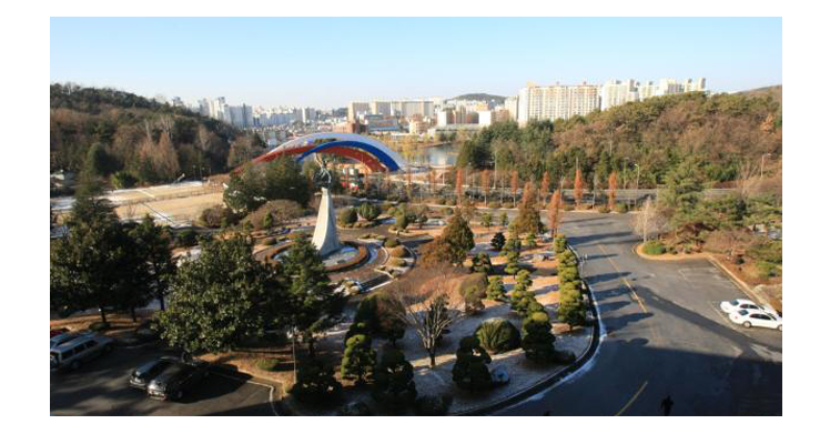 The Culture Promenade of Jungoe Park